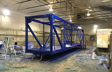 Modular Equipment Fabrication